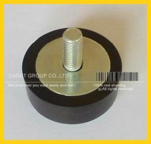 China Almacenador intermediario de goma; almacenadores intermediarios de goma moldeados negro wholesale