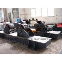 Polishing Heavy Duty Pipe Rollers Stepless variable speeds 160 Ton Loading Capacity