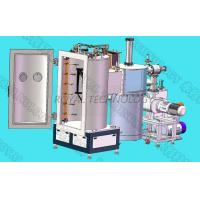 Quality Aluminum PVD Vacuum Metallizer , Bicycle Frame Vacuum Metallization Equipment for sale