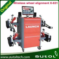 Buy cheap Wireless wheel alignment X-631 product