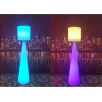 Buy cheap Wireless Remote Control LED Floor Lamps Led Light Pillars For Living Room product