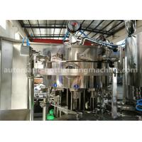 Buy cheap Industrial Pet Bottled Sparkling Wine / Soda Water Filling / Making Machine from wholesalers
