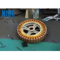 Buy cheap Armature Automatic Motor Winding Machine For Balance Car Wheel Hub Motor / Stator product