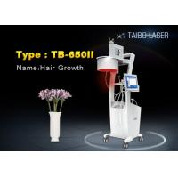 Buy cheap Cold Laser Therapy 650nm Diode Laser Hair Growth Machine Touch Screen for Hair Loss Therapy product