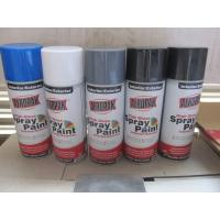 Buy cheap 400ml Aerosol Spray Paint General High Gloss Purpose Interior / Exterior Applied from wholesalers