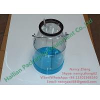 Buy cheap Milking Spares Plastic Transparent Milking Bucket 25Liter with Measuring Scale product