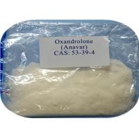 China 99% Oxandrolone Anabolic Steroid , CAS 53-39-4 Anavar Weight Loss White Powder wholesale