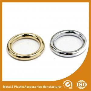 China 19.5mm Decorative Handbag Hardware Metal Ring For Bag Accessories on sale
