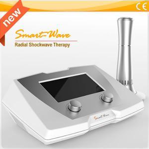 Buy cheap ボディ形成のための最も最近の技術の衝撃波療法の物理療法装置 product