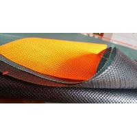 Buy cheap Flexible PVC Mesh Screen , Grid Garden Mesh Fencing With OEM Service product