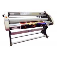 Buy cheap Fully Automatic Cold Laminating Machine With Multi Function For Linerless Film , Liner Film With Back Cutting Function product