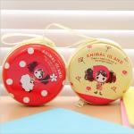 Buy cheap 2017 New Women Wallet Mini Storage Coin Bag Cute Cartoon Pikachu Short Headset Package Carteras Mujer Children Gift Smal product