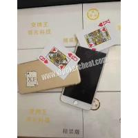 Buy cheap Gold Poker Cheat Device / Original iPhone 6 Mobile Poker Exchanger product
