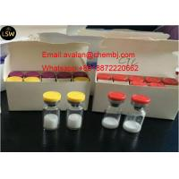 Buy cheap CAS 51753-57-2 98% Purity Human Growth Hormone Peptide CJC-1295 Freeze - Dried from wholesalers