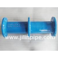 Buy cheap ductile iron pipe fittings, double flanged pipe with puddle flange. ISO 2531, BS EN545, BS EN598 product