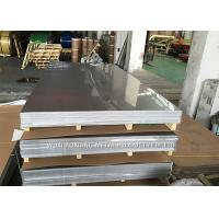 Customized Width 201 2B Cold Rolled Stainless Steel Sheet 1.4372  For Engineering