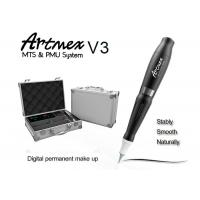 Buy cheap Semi Permanent Makeup Tattoo Machine Eyebrow TattooPen With Aluminum Alloy Suitcase product
