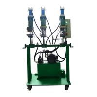 Buy cheap Stable Running Sheet Metal Punch Press Machine 380V Hydraulic Smooth Surface product