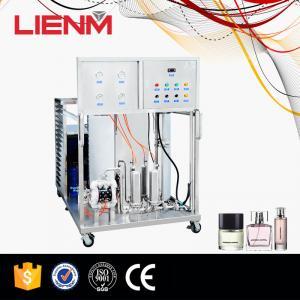 Buy cheap A fábrica de Guangzhou personaliza o filtro de congelação do perfume que faz a máquina product