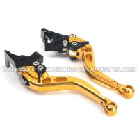 Buy cheap CNC Finished Motorcycle Brake Clutch Lever CBR600RR Shorty Levers product
