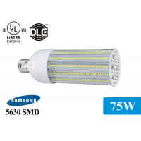 Buy cheap 180 Degree SAMSUNG 5630 SMD 75W Corn LED Lights with IP65 Waterproof product