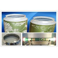 Buy cheap ISO Nickel Thickness 105M Rotary Screen Printing Bear High Temperature product