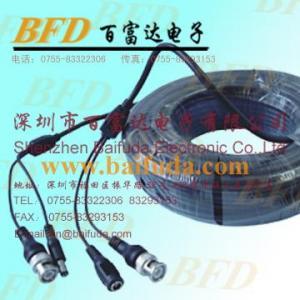 Buy cheap Cable de extensión de la cámara CCTV--poder de video+ product
