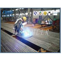 Buy cheap SA210A1 Carbon Steel Water Wall Panels Electrical Water Boiler Spare Parts product