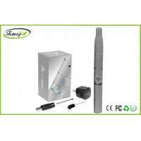 Quality Atmosrx Junior Dry Herb E Cig Huge Vapor With Rechargeable Battery CE for sale