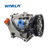 Buy cheap 4PK Auto AC Compressor For Iveco Daily III Bus 35 S 13 40 C 13 50 C 13 SC08C 500313156 5707286358744 product