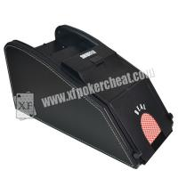 Buy cheap Baccarat Small Dealing Shoe Casino Cheating Devices With Infrared Camera product