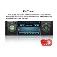 Buy cheap Front AUX 4 Inch Touch Screen Car Stereo Multimedia Touch Screen For Cars product