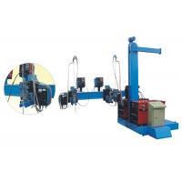 Buy cheap Wire Melt Electroslag Welding Machine For Steel Box Beam Cantilever Type product