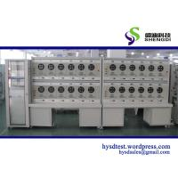 Buy cheap HS6103 Round Three Phase Energy Meter Test Bench ANSI 2S 1P3W Electricity meter from wholesalers