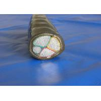 Dc 3 Phase 4 Wire Copper Underground Multicore Power Cable PVC Jacket