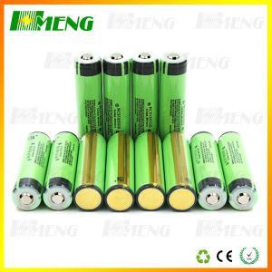 China 18650 батарей иона лития застегивают верхнее перезаряжаемые для Vape, cig e, электрических инструментов wholesale