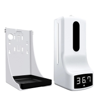 Buy cheap Automatic Hand Sanitizer Thermometer K9 Spray Gel Dispenser For Office/School/Supermarket product