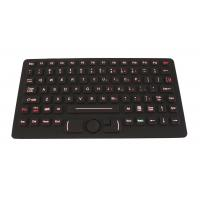 Buy cheap Teclado industrial do silicone IP68 from wholesalers
