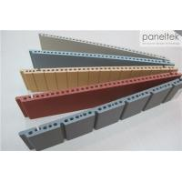 Colorful Ceramic Exterior Wall Panels Products Reliable 300 * 800 * F18mm Size