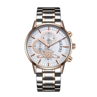 Buy cheap Japan Movement Quartz Stainless Steel Back Watch product