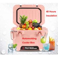 China 10L 11QT Portable Rotomolding PU insulation Refrigeration Picnic Fishing Camping Cooler box ice buckets cooler bags on sale