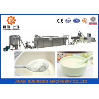 Buy cheap Good taste instant Nutrition Powder Machine For baby food , CE certificate product
