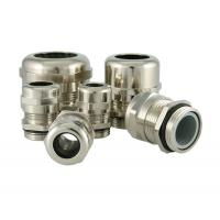 Buy cheap PG Type Waterproof Metal Cable Glands With Strain Relief M12 M16 M32 M63 product