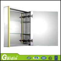 Buy cheap China supplier home furniture high quality bathroom furniture bathroom cabinet with mirror and LED light product