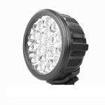 Buy cheap Brilhante super alto exterior redondo do lúmen 90w das luzes de inundação 8100LM do diodo emissor de luz de 7 polegadas product