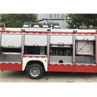 Buy cheap Red Painting Light Fire Truck Generator Model STC-50 510N•M Max Torque product