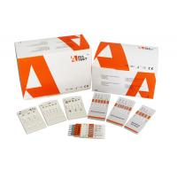 Buy cheap 12 Multi Drug Rapid Test Panel Without The Use Of An Instrument , CE Approved product