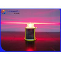 Buy cheap Safe Solar Navigation Lights / Marine Solar Lights With Remote Control Function from wholesalers