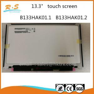 "Buy cheap B133HAK01.1 B133HAK01.2 AUO 13.3"" IPS Touch Panel EDP Interface 1920*1080 product"