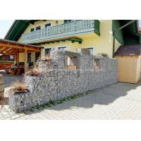 Buy cheap Gabion Baskets Retaining Wall 100x120mm Mesh Size For Rock Fall Defending product